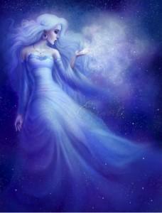 Goddess of Stars