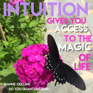 Post - Intuition Gives You Access to Magic of Life
